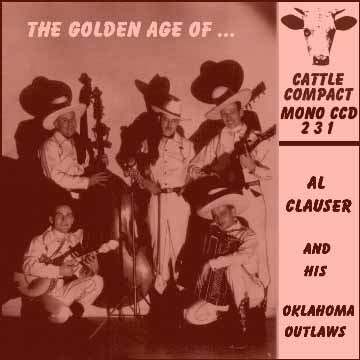 Al Clauser - The Golden Age Of Al Clauser = Cattle CCD 231