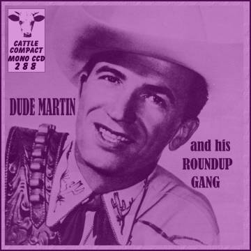 Dude Martin and his Roundup Gang = Cattle CCD 288