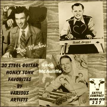 Al Petty Doc Martin Don Helms Big Ben Keith The Hushpuppies Sonny Burnette Marvin Carroll Noel Boggs Curly Coldiron Leon McAuliffe Alvino Rey Bar X Cowboys Merl Lindsay Cecil Campbell Les Anderson Jack Throckmorton Universal Cowboys Hank Penny Dickie Harris
